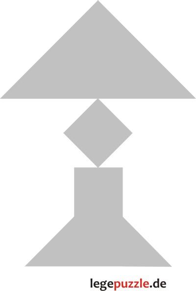 tangram vorlagen gegenstände
