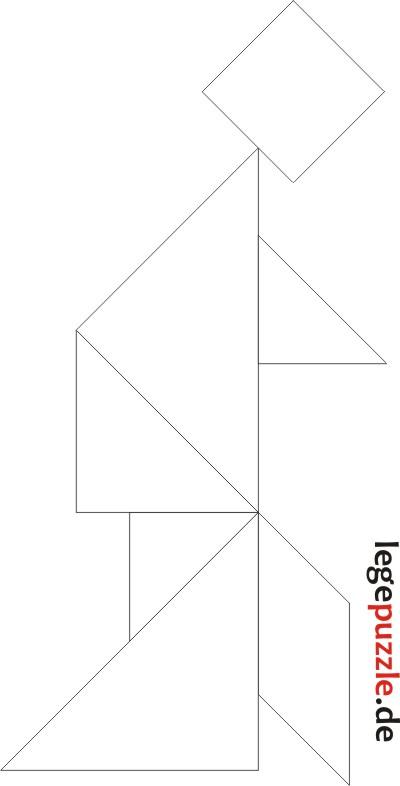 tangram lösung betender mensch 6