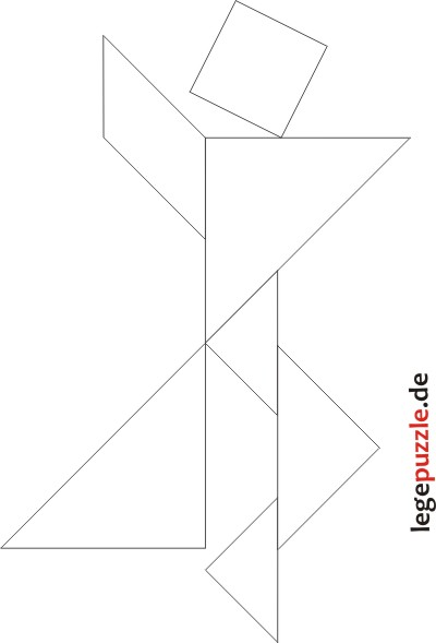 tangram lösung mensch 12