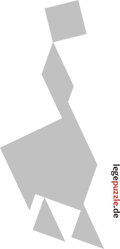 tangram vorlage tänzerin 3