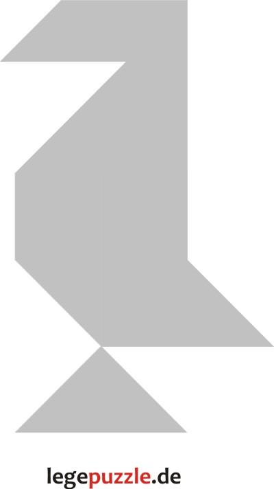 tangram vorlage vogel 19